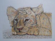 Tiger by Angelika Wegner