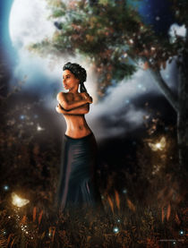 Among The Fireflies von karicedanae