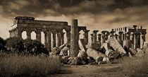Tempel der Hera (E) Sizilien von lolly
