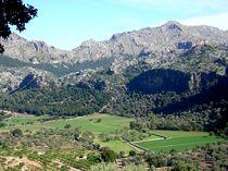 Tramuntanagebirge auf Mallorca by anupama