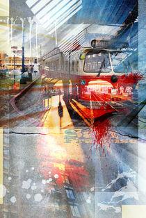 Retro-Straßenbahn San Francisico by Oliver Muth