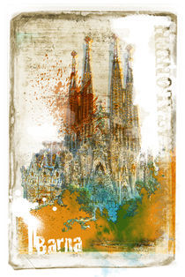 Barcelona by Oliver Muth