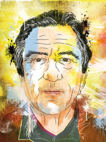 Robert De Niro by Oliver Muth