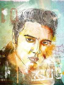 Elvis by Oliver Muth