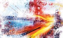 Golden Gate Brigde von Oliver Muth
