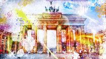 Berlin Brandenburger Tor by Oliver Muth
