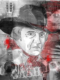 Johnny Cash von Oliver Muth