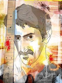 Frank Zappa von Oliver Muth