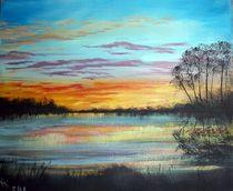 Sonnenuntergang by Kathrin Körner