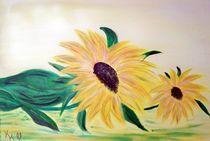 Sonnenblumen von Kathrin Körner