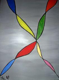 Farbenspiel von Kathrin Körner