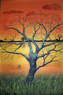 alter Baum von Kathrin Körner