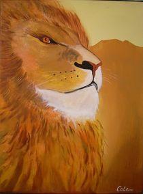 Lion by Jürgen Lang