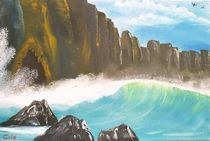 Big Wave by Jürgen Lang