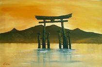 Gate to Japan by Jürgen Lang