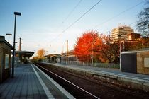 Mein Ruhrgebiet - Herbst in Bochum HBF von Andreas Franke