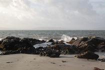 Brandung an der irischen Küste von julita