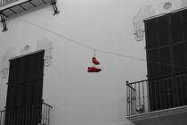 Einfach mal Schuhe lüften von julita