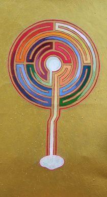 Labyrinth von Mareia Claudia Lange