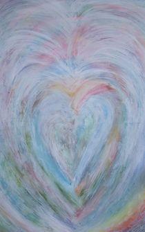 Grosses Herz von Mareia Claudia Lange