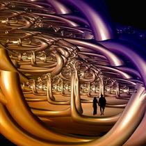 Labyrinth des Lebens by Susann Mielke