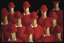 Cappelli Rossi 2010 by ottorino stefanini