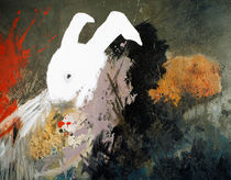 Attack of the Monster Bunny von miamaibach