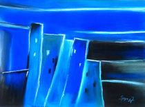 Blu Orvieto von Thomas Spyra