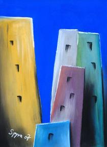 Himmelwärts von Thomas Spyra