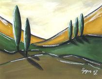 Toscana 4 von Thomas Spyra