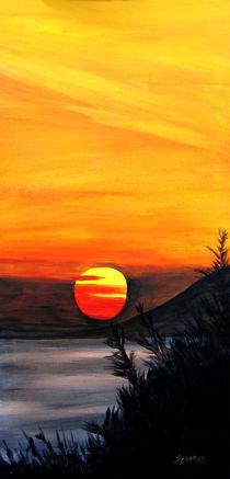 Sonnenuntergang im Cilento by Thomas Spyra