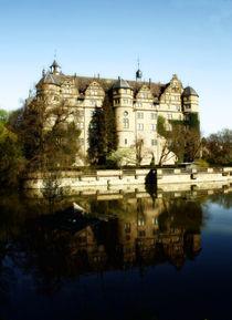Wasserschloss Neuenstein von Armin Burkhardt