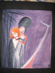Schatten II by lilithredhad