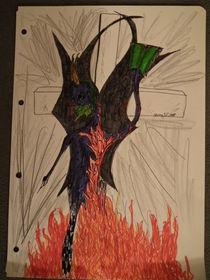 Der Künstler by lilithredhad