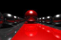 Roter Teppich von dresdner
