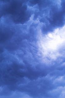 Dramatische Wolken von dresdner