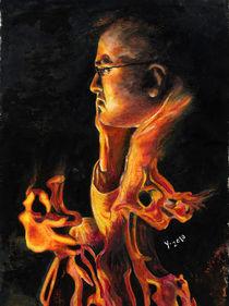 Giri Shaman by Yvonne Lautenschläger