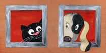 Window I by Yvonne Lautenschläger