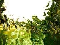 Grüne Tiefe von tabeaskunstwelt