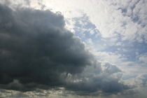 Wundervolle Wolkengebilde by Detlef Otte