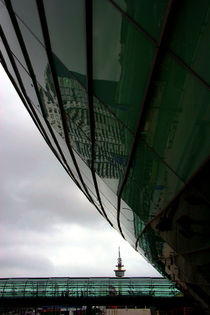 Grünglas von Andreas Meer
