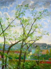 Frühlingsbaum by Andreas Abel