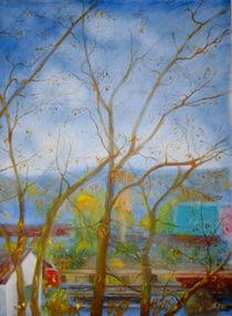 Herbstbaum by Andreas Abel