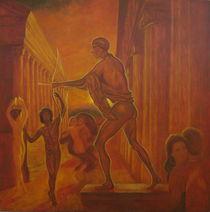Pompej von Andreas Abel