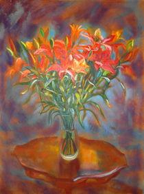 Feuerlilien von Andreas Abel