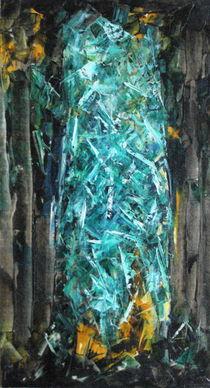 Smaragdsäule by Andreas Abel