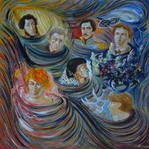 Silberwind. Russische Poeten by Andreas Abel