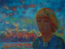 Marina Zwetajeva by Andreas Abel