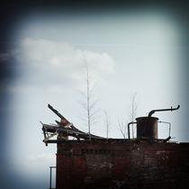 Und statt Dach gibts eine Wolke by Mandy Tabatt