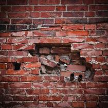 Die Mauer muß weg von Mandy Tabatt